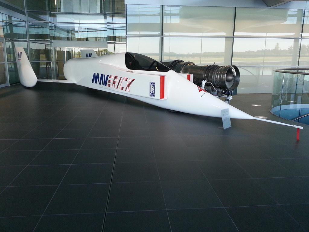 Land Speed Record >> McLaren's land speed record vehicle   McLaren's Maverick ...