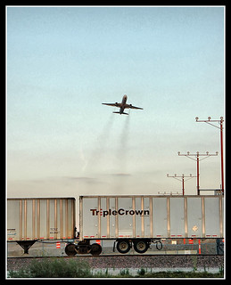 Planes, Trains, and Trucks.... | by Duane Rapp