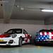 Porsche 911 (997) Turbo S & Mercedes-Benz SLS 6.3 AMG