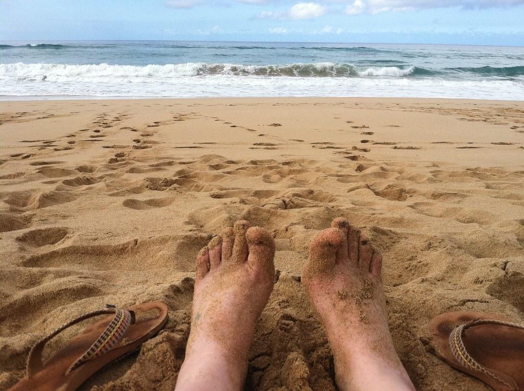 Kaua'i: Polihale Beach