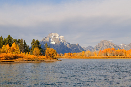 Oxbow Bend | by bhophotos