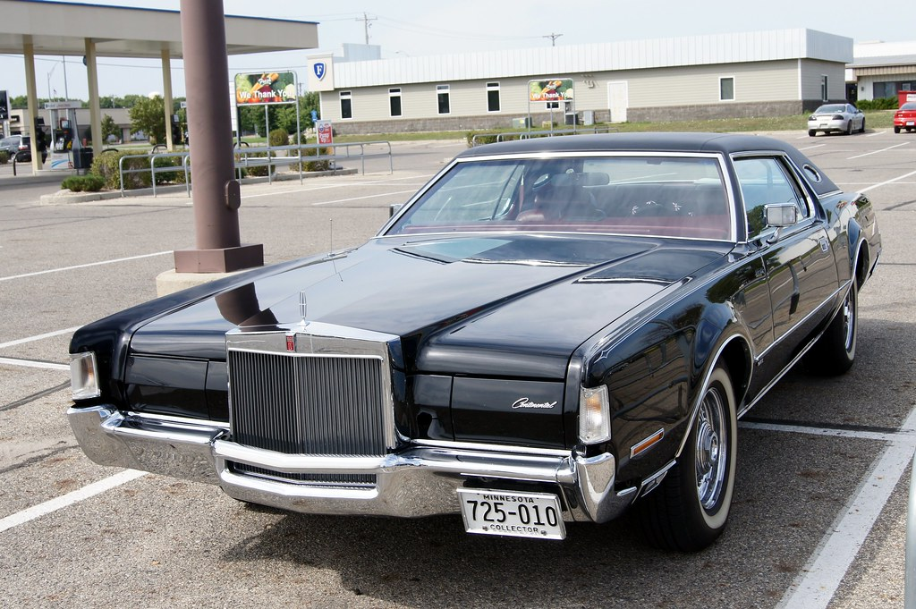 72 Lincoln Continental Mark IV | Greg Gjerdingen | Flickr