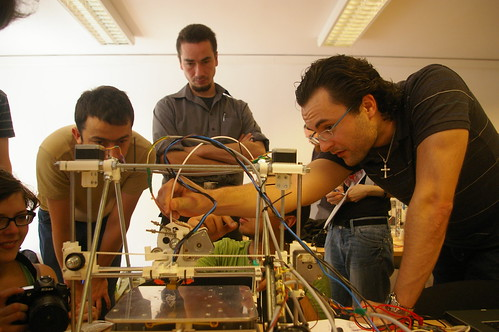 RepRap workshop in Gdańsk, Poland | by Mananasoko