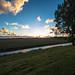 Holland Landscape Sunset
