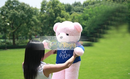 Large-size Soft Plush Teddy Bear for Lovers and Dear Friends | by Lee Helen