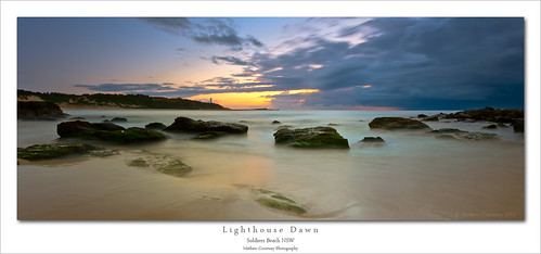 Lighthouse Dawn | by Mathew Courtney