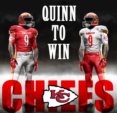 quinn to win | by Charles Sollars Concepts