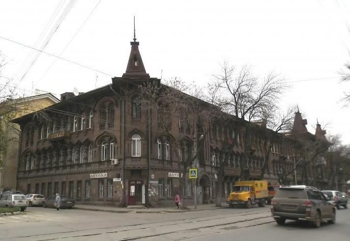 Челышевский дом. Источник фото