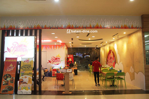 Warung Pedas Mampus - Kepri Mall (Depan Bread Talk)