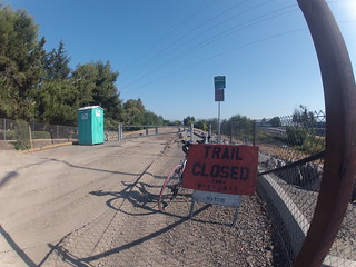 TRAIL CLOSED | by Richard Masoner / Cyclelicious