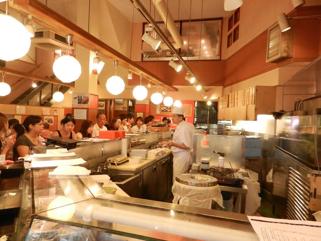 Dscn7477 Tsukiji Fish Market Sushi Zanmai Andreas Flickr