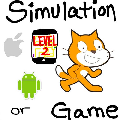 Simulation or Game | by Wesley Fryer