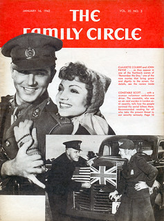 January 16, 1942 - The Family Circle | by Vintage-Stars