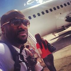 Boarding to Maputo, Mozambique