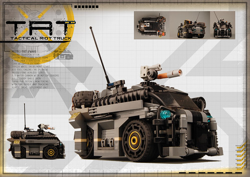 TRT - Tactical Riot Truck 2026 | by : VolumeX :