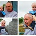 First Day - Andrew and Grandpa