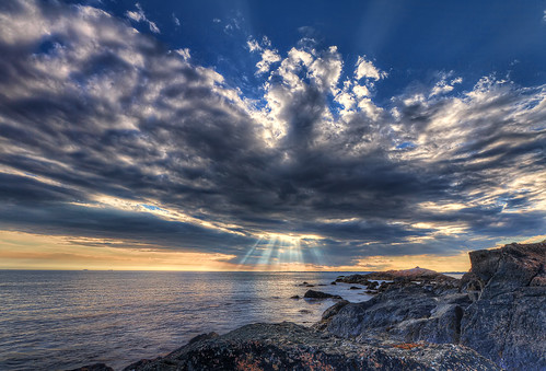 Rays of God | by mike_dooley