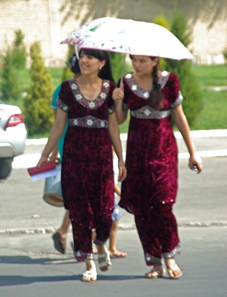 Samarkand girls