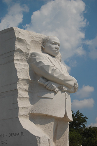Dr. Martin Luther King Memorial | by desertdutchman