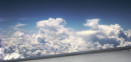 Clouds/Storm Clouds From Southwest Airlines Plane (8-23-12) Photo #1 | by 54StorminWillyGJ54