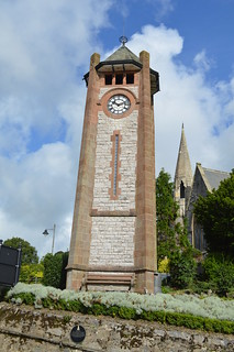 Clock Tower Grange Over Sands | by gordon2208