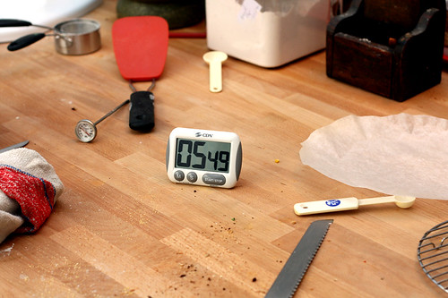 kitchen timer | by David Lebovitz