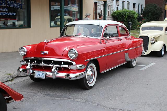 1954 chevrolet 210 2 door flickr photo sharing for 1954 chevy 210 2 door