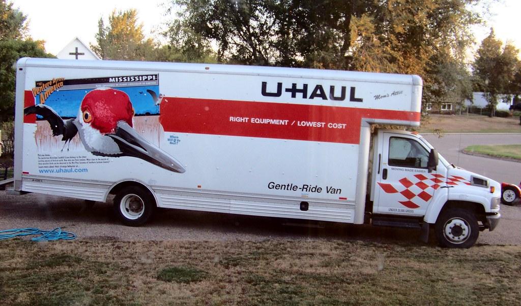 biggest uhaul truck - SK12h113 Big U-Haul ruck, abri SK 2012 Biggest size U-Ha… Flickr
