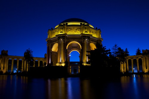 SF Palace of Fine Arts | by cmryan07