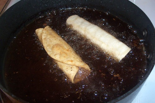the instar development of chicken taquitos | by going on going on