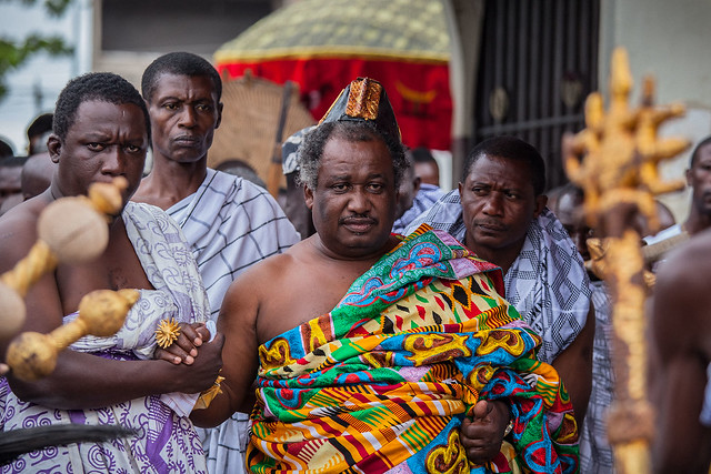 7980887078 d9e571975e z The Great Akwasidae Festival Of The Asante People
