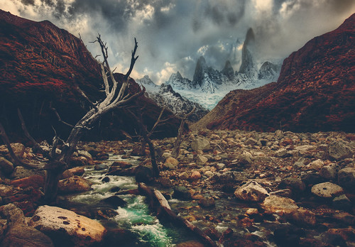 Crossing Rivers in the Andes | by Stuck in Customs