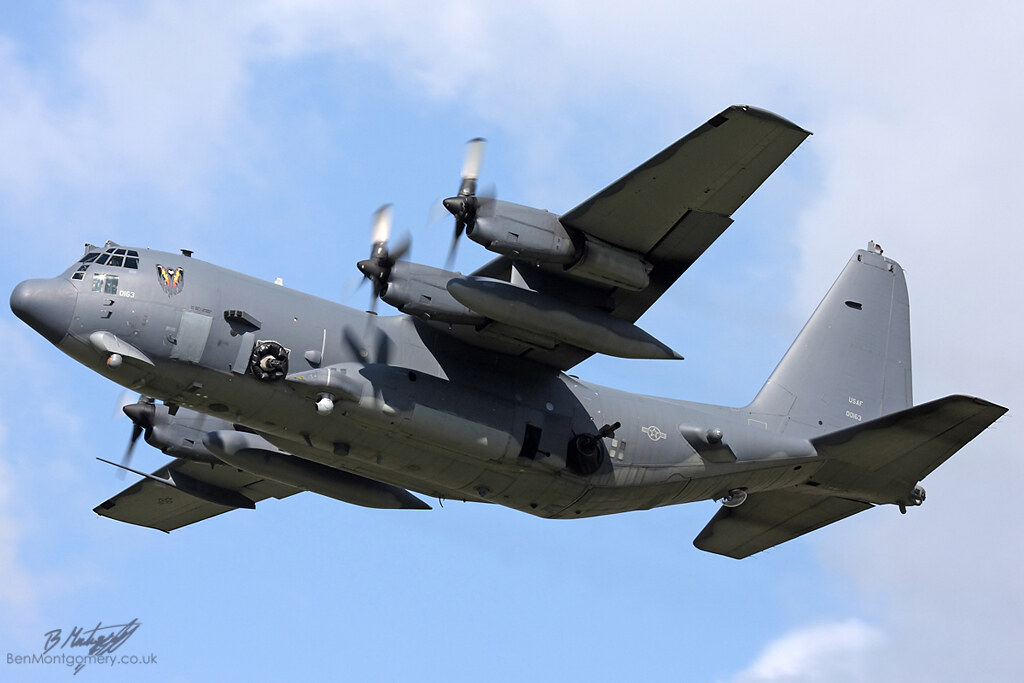 Image result for AC-130U