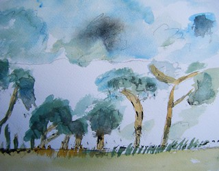 Mum's watercolours | by Jane Lees
