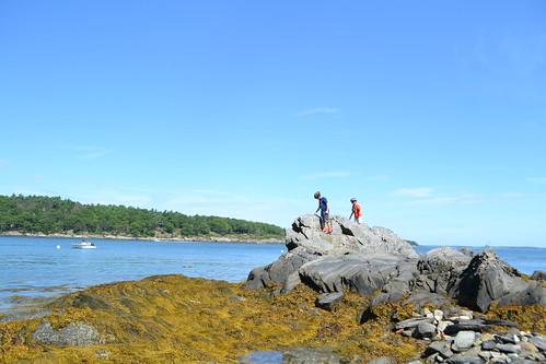 Day 2 - Peaks Island