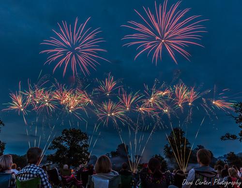 Firework Champions - Newby Hall 2016