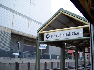 John Churchill Chase