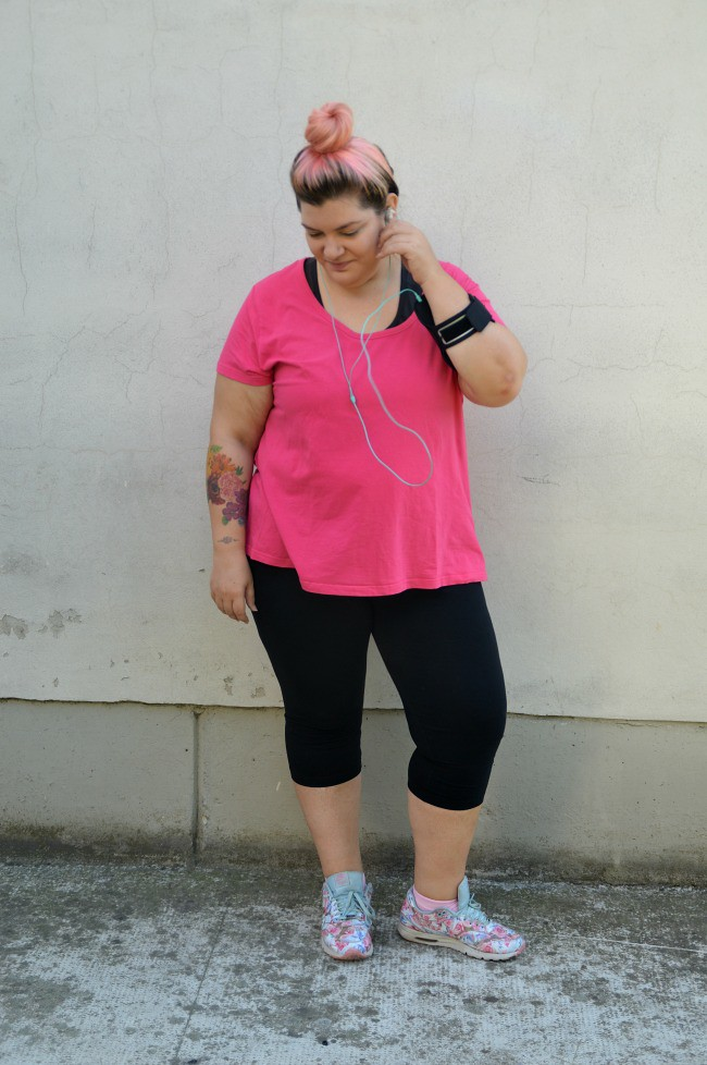 Plus size sport outfit (3)
