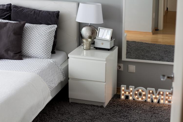 Elegantes Schlafzimmer - Luxuriös ...