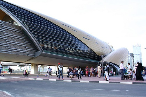 8. station #25 dubai mall | by chief edsanto