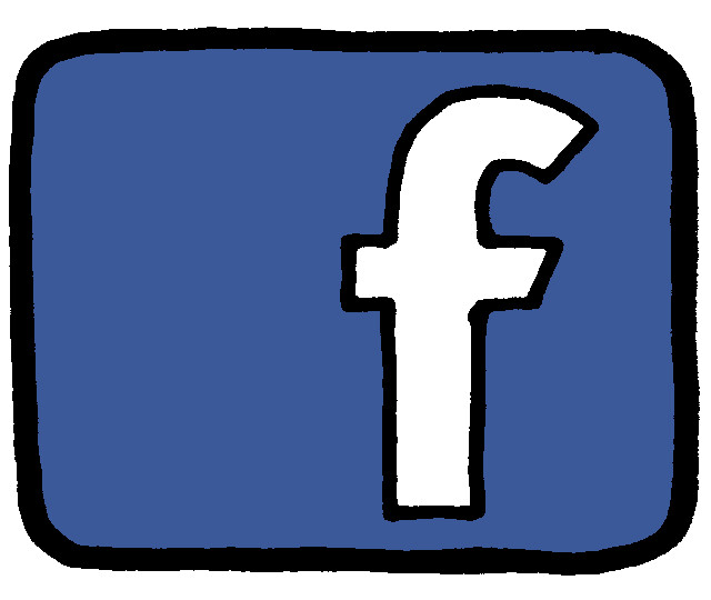 Facebook icon | You may use this icon for your own blog ...