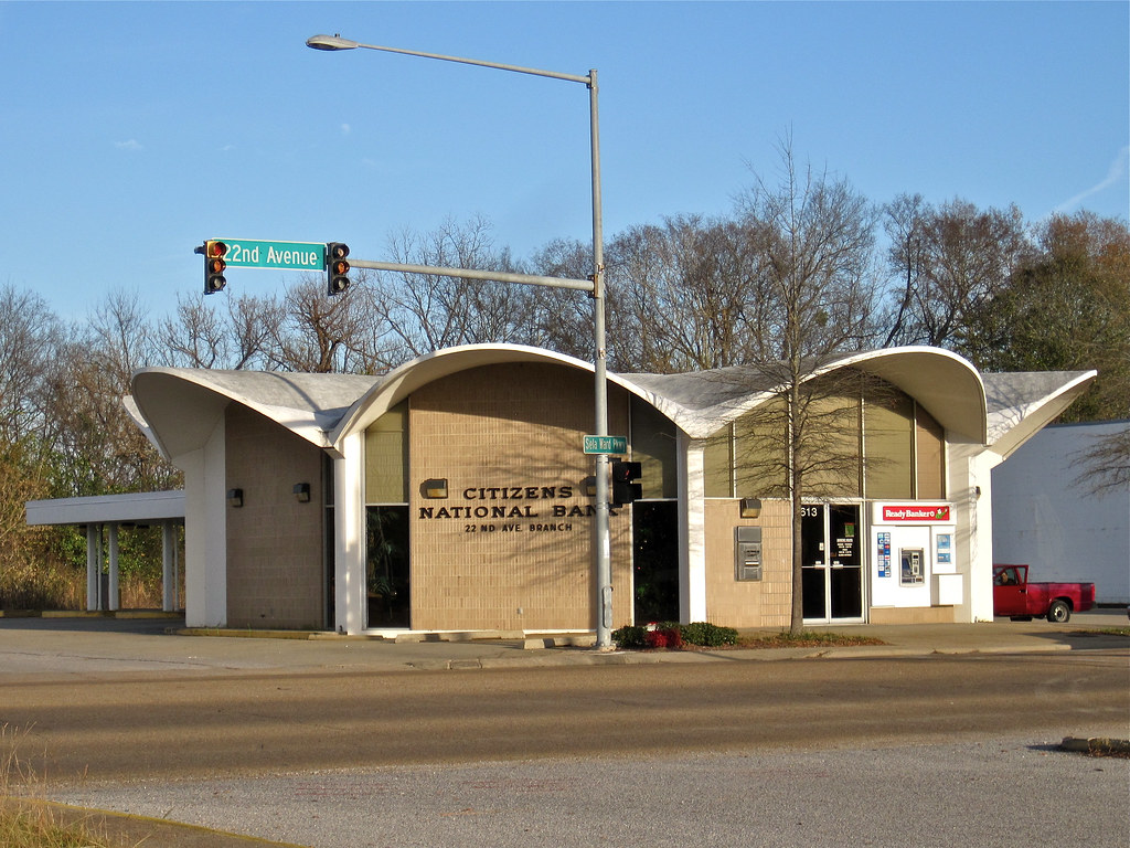Citizens national bank meridian ms citizens national for Banc meridienne