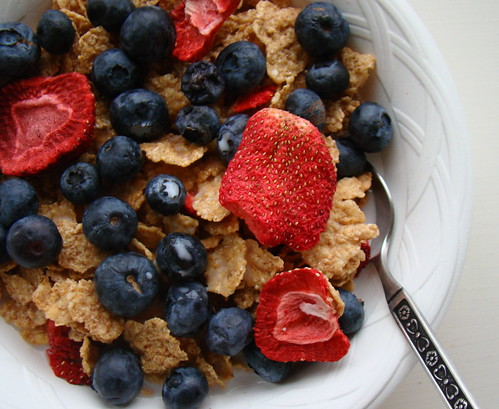 Breakfast in Red White and Blue | by Vegan Feast Catering