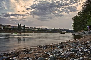 Rhein with HDR yesterday evening. | by jenswinkler.ch