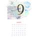 September Calendar - Vertical