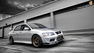 HD Wallpaper - Evo Storm - 1920x1080 | by Mr Matboy