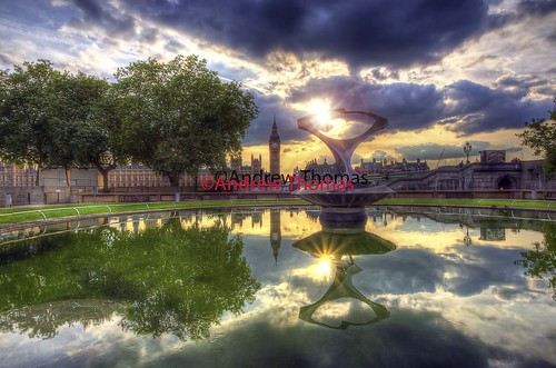 London sunset HDR | by Andrew Thomas 73