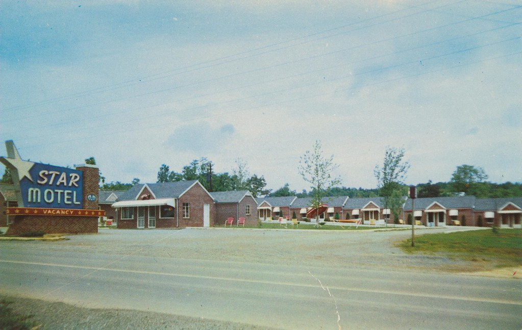 Star Motel - Greeneville, Tennessee