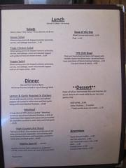 Tioga Pass Lodge 2012 menu (THREE PAGES)  8-27-2012