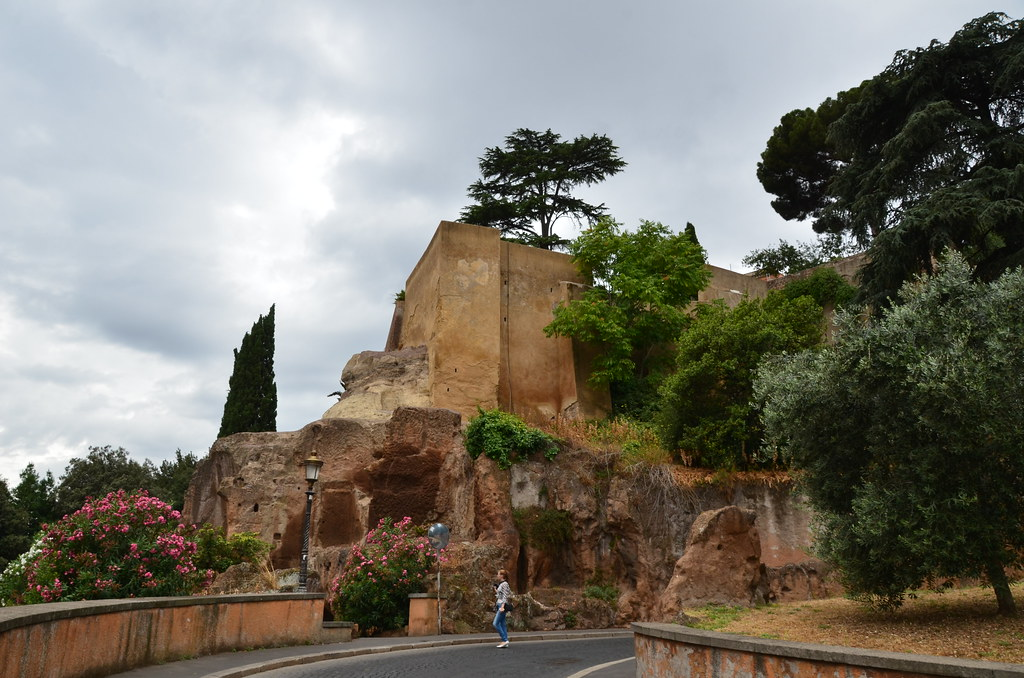 Image result for the tarpeian rock